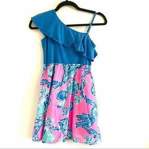 Lilly Pulitzer Kids Dress with Pockets